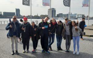 Zdjęcie grupowe naszych uczestników wyjazdu.