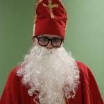 Wizerunek Świętego Mikołaja.