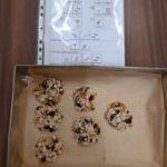 Świąteczne ciasteczka na blasze oraz przepis z symboli MAKATON.
