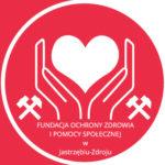 Logotyp Fundacj Ochrony Zdrowia i Pomocy Społecznej.