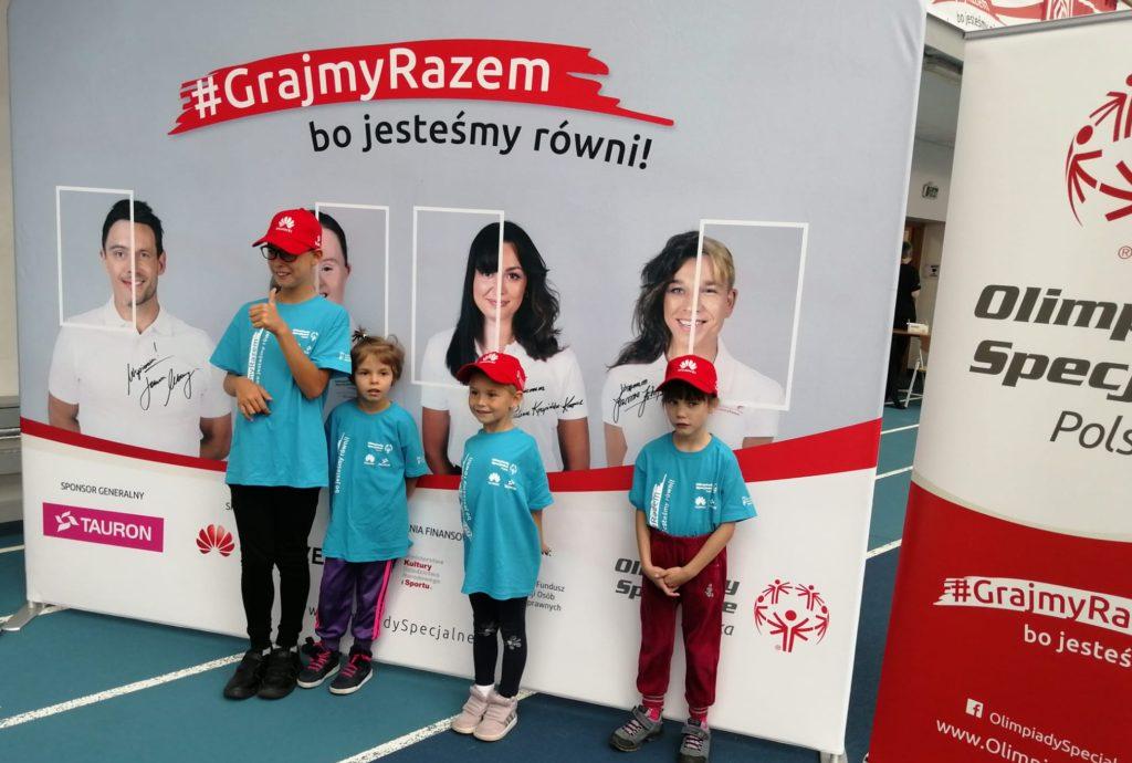 V Ogólnopolski Dzień Młodych Sportowców OS Warszawa 2021 z udziałem naszych podopiecznych!