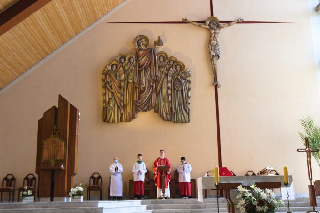 Msza Święta na rozpoczęcie roku Szkolno – Przedszkolno – Rewalidacyjnego oraz Katechetycznego 2021 -2022
