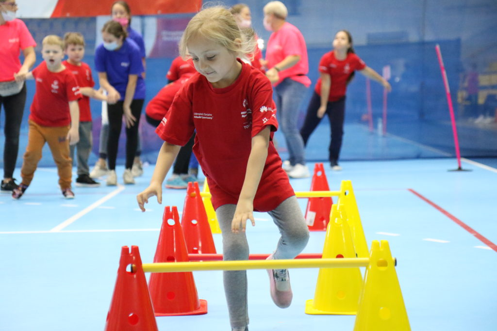 Nasi Młodzi Sportowcy ponownie w akcji, tym razem podczas Dnia Młodych Sportowców Olimpiad Specjalnych szczebla regionalnego!